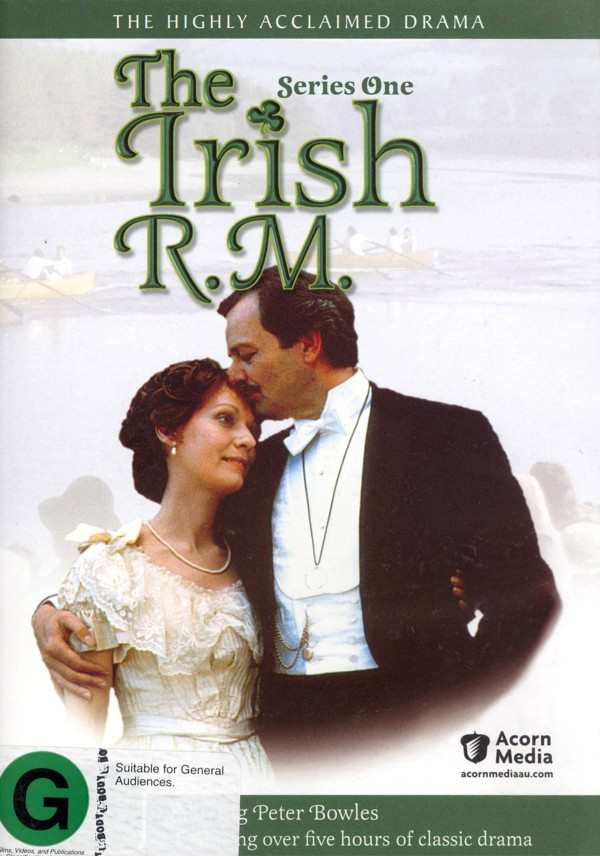 Irish R.M., The - Series 1 (2 Disc Set) on DVD image