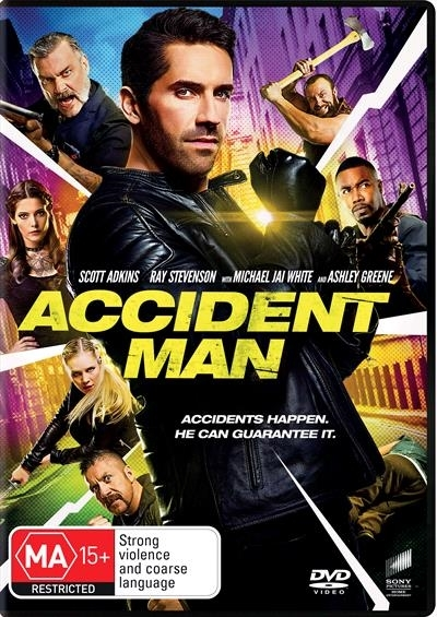 Accident Man on DVD