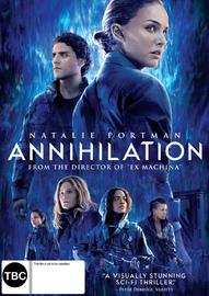 Annihilation on DVD