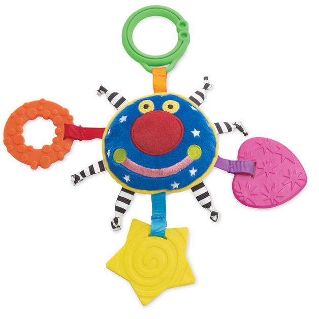 Manhattan Toys: Whoozit Orbit Teether