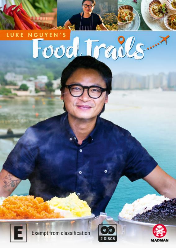 Luke Nguyen's - Food Trails on DVD
