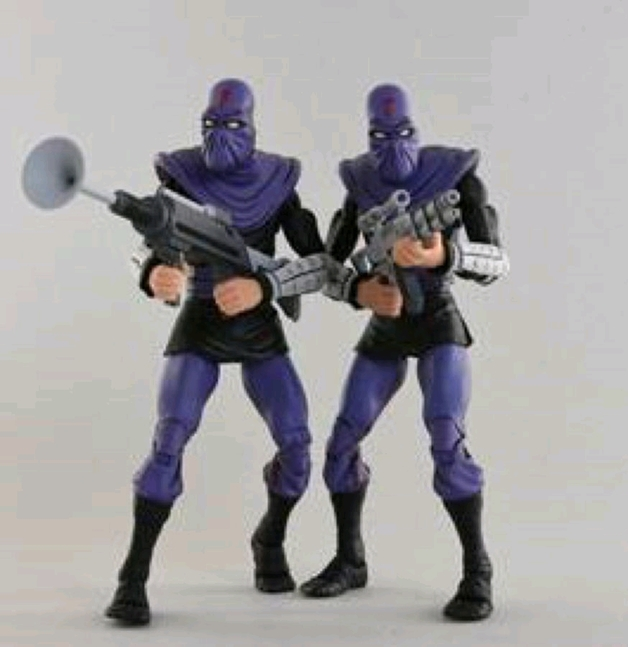 TMNT: Action Figure 2-Pack - Foot Soldier Army