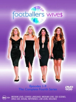 Footballers Wives 4th Series (3 Discs) on DVD