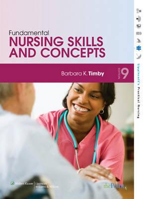 Fundamental Nursing Skills and Concepts by Barbara K Timby image