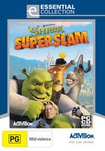 Shrek SuperSlam for PC