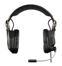 Mad Catz F.R.E.Q. 5 Stereo Gaming Headset for PC