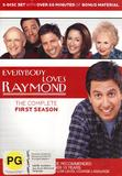 Everybody Loves Raymond - The Complete First Season (5 Disc Box Set) DVD