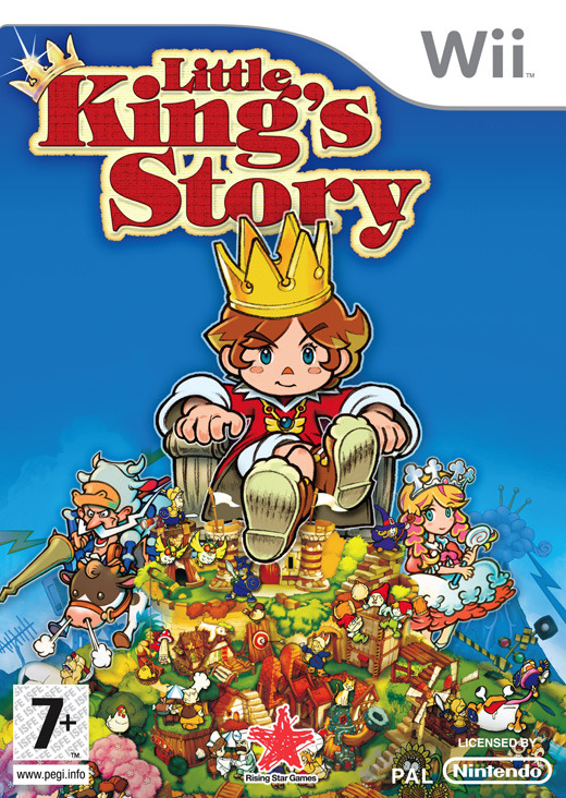 Little King's Story for Wii