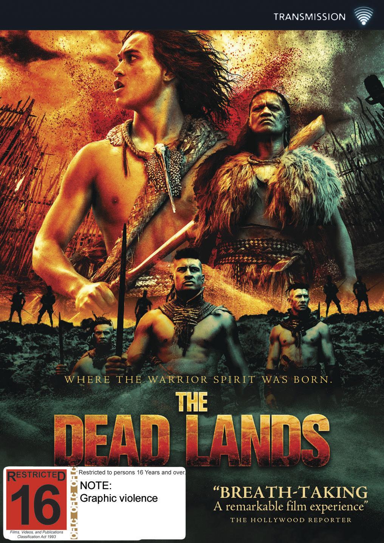 The Dead Lands on DVD image
