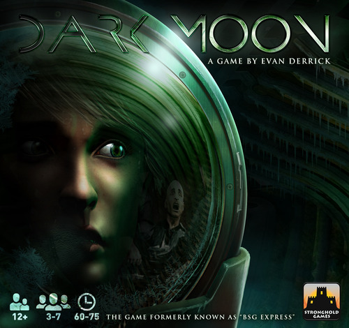 Dark Moon - Board Game