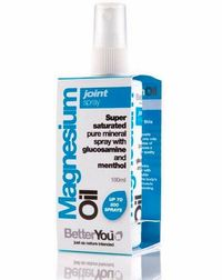 Better You Magnesium Oil Joint Spray (15ml)