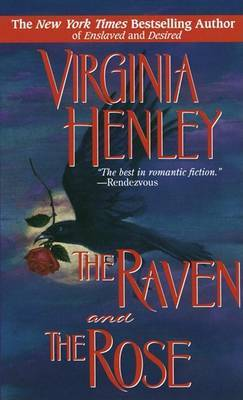 Raven And The Rose by Virginia Henley image