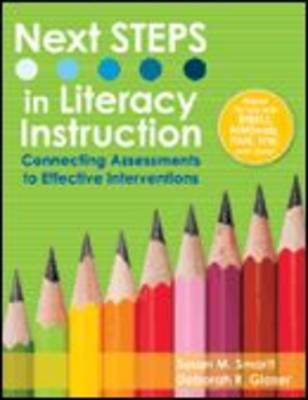 Next STEPS in Literacy Instruction by Susan M. Smartt image