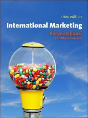 International Marketing by Pervez Ghauri image