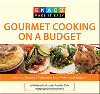 Gourmet Cooking on a Budget by Michalene Busico image