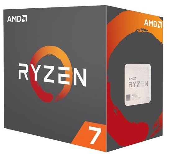 AMD Ryzen 7 1800X Octa-Core CPU