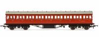 Hornby: BR Ex-LMS Suburban Non-Corridor Third Class Coach 'M11973