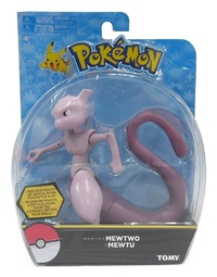Pokémon: Action Pose Mewtwo - Figure