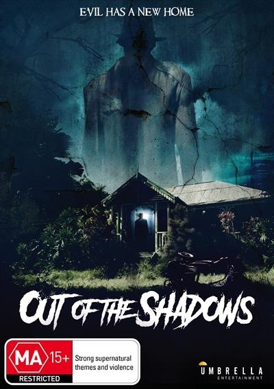 Out of the Shadows on DVD image