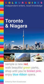 Toronto and Niagara Colourguide by Mark Grzeskowiak image