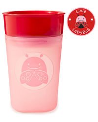 Skip Hop: Zoo Turn & Learn Training Cup - Ladybug