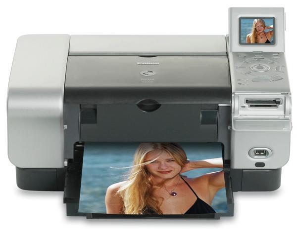Canon Printer Bubble Jet PIXMA iP6000D image