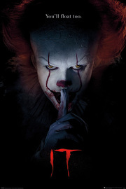 IT Pennywise Hush (734)