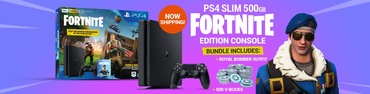 PS4 FN