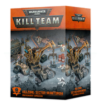 Warhammer 40,000 Kill Team: Killzone - Sector Munitorum
