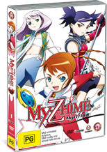 My-ZHiME - My-Otome: Vol. 1 on DVD