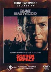 Sudden Impact on DVD