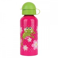 Stephen Joseph Stainless Steel Water Bottle - Frog