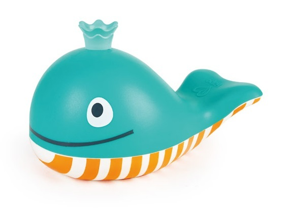 Hape: Bubble Blowing Whale - Bath Toy