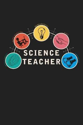 Science Teacher - Intelligent - Hard Working - Resourceful - Kind - Creative by Deep Senses Designs