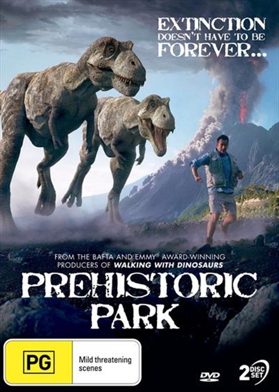 Prehistoric Park on DVD
