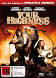 Your Highness on DVD