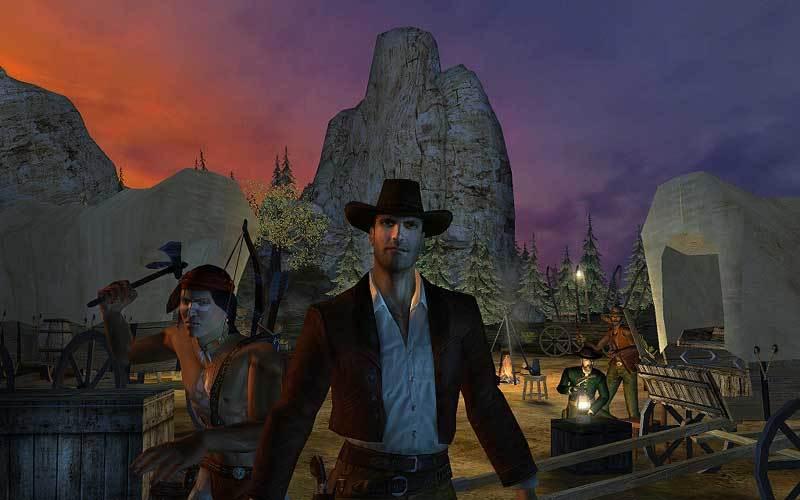 Desperados 2: Cooper's Revenge for PC Games image
