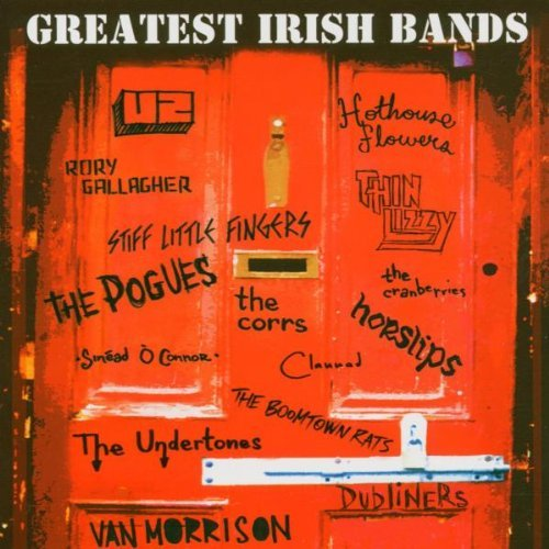 Greatest Irish Bands by U2 image