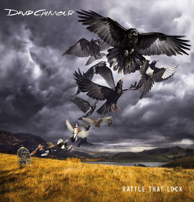 Rattle That Lock (LP) by David Gilmour
