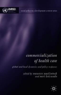 Commercialization of Health Care image