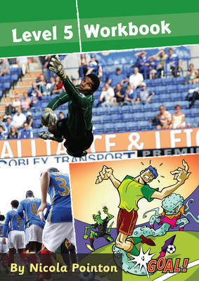 Goal! Level 5 Workbook by Nicola Pointon image