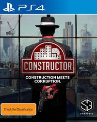 Constructor HD for PS4