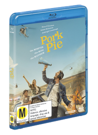 Pork Pie on Blu-ray image