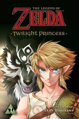 The Legend of Zelda: Twilight Princess by Akira Himekawa