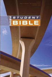 NRSV, Student Bible, Hardcover image