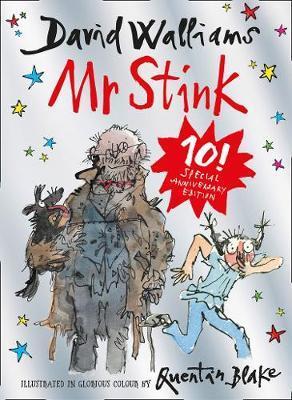 Mr. Stink Anniversary Edition by David Walliams image