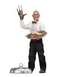 "Nightmare on Elm Street: Chef Freddy - 8"" Action Figure"