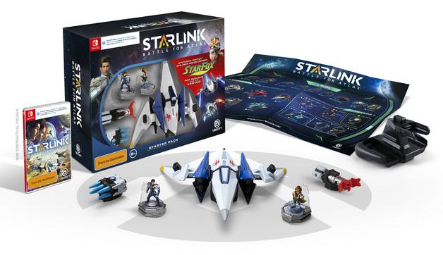 Starlink: Battle for Atlas Starter Pack for Switch