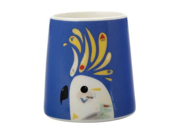 Maxwell & Williams Pete Cromer Egg Cup - Cockatoo