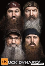 Duck Dynasty The Complete Series Collection on DVD